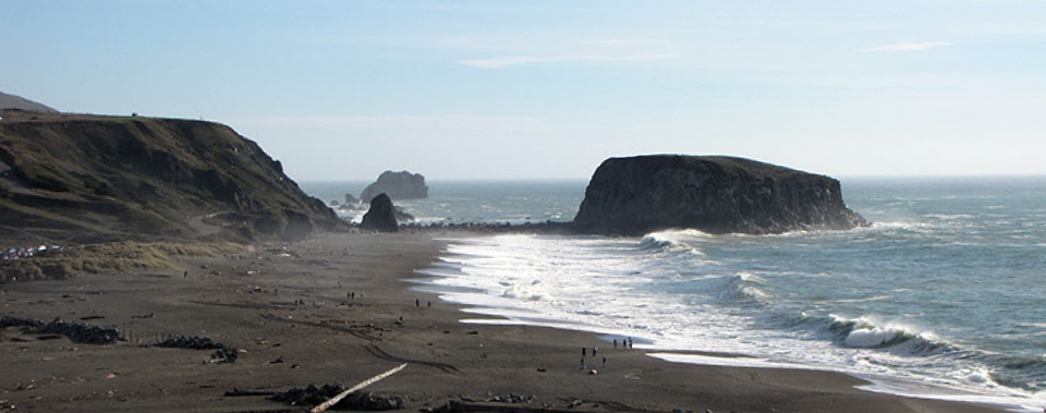 Goat Rock Beach is just a few minutes away for hiking, picnicking and other fun.